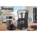 ყავის მადუღარა FRANKO FCM-1169