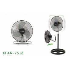 ვენტილატორი KIWI KFAN-7518