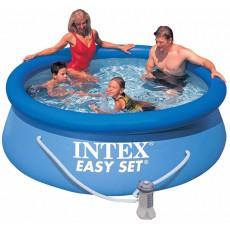 გასაბერი აუზი INTEX 28122 (305x76+ფილტრი)