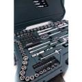 ხელსაწყოების ნაკრები MANNESMANN 215 PCS