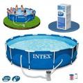 კარკასული აუზი INTEX 28212