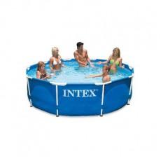 მრგვალი კარკასული აუზი INTEX 28200