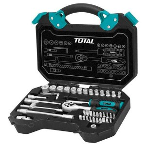 ხელსაწყოების ნაკრები TOTAL THT141451