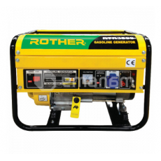 გენერატორი Rother RTR3500 2.7kVA
