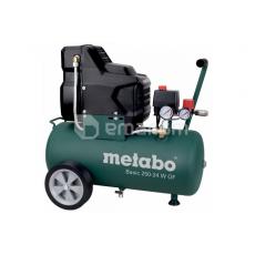 კომპრესორი უზეთო Metabo BASIC 250-24 W OF (601532000)