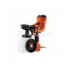 საღებავსაფრქვეველი Black+Decker HVLP200-QS 400W