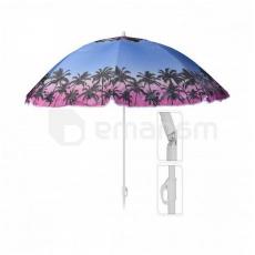 ქოლგა პლაჟის 176x190სმ