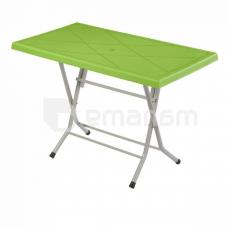 მაგიდა დასაკეცი MENEKŞE Green 115x65