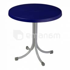 მაგიდა MANOLYA Deep blue 80 cm