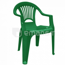 ALEANA მწვანე სკამი