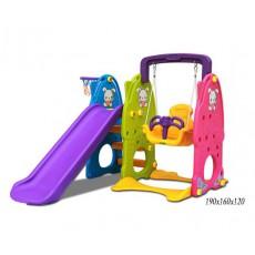 სასრიალო Little Tots Keezi 3-in-1 ZK016-1 (X02)