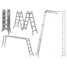 გასაშლელი კიბე UPU UP505 4x5
