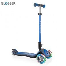 სკუტერი GLOBBER ELITE DELUXE LIGHTSNAVY BLUE 444-400
