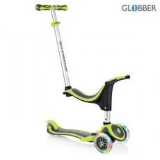 სკუტერი GLOBBER LIME GREEN 454-136