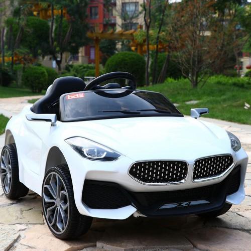საბავშვო ელექტრო მანქანა BMW Z4 EVA WHITE
