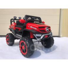 საბავშვო ელექტრო მანქანა MERCEDES BENZ 2040 4x4 RED