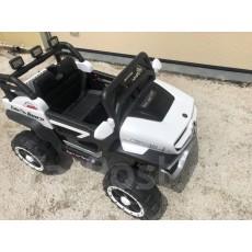 საბავშვო ელექტრო მანქანა MERCEDES BENZ 2040 4x4 WHITE