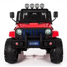 ელექტრო მანქანა JEEP WRANGLER S2388 RED