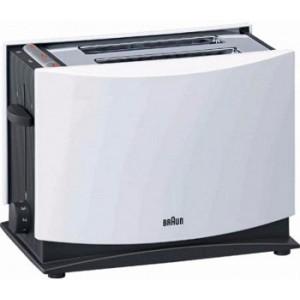 ტოსტერი BRAUN HT400  WH